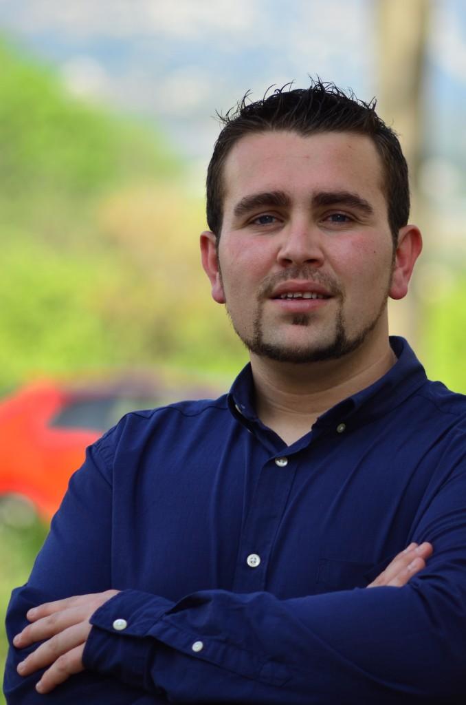 Pep Pastor, candidat a l'alcaldia de la Nucia